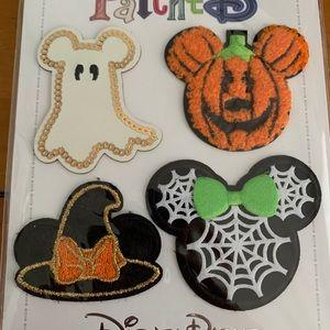 Disney patches